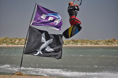 Kitesurf Beauduc Sud de la France